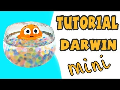 Cómo hacer a Darwin en su pecera - Tutorial El Increíble Mundo de Gumball