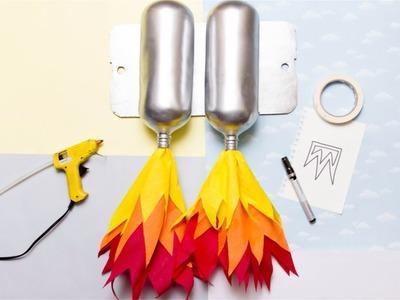 Como hacer unos propulsores - Iki-Hack 1