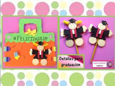 ♥♥Detalles para graduacion - Creaciones mágicas♥♥