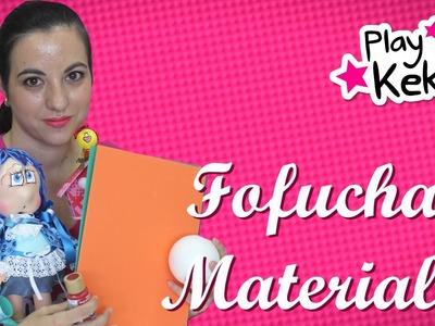 Fofuchas | Materiales para hacer muñecas fofuchas