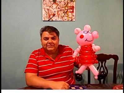 Globoflexia Fácil Peppa pig