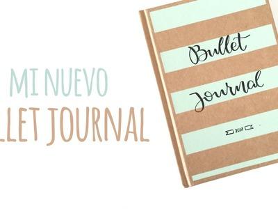Mi nuevo Bullet Journal y un paseo por el antiguo