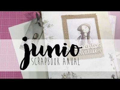 SCRAPBOOK ANUAL Junio