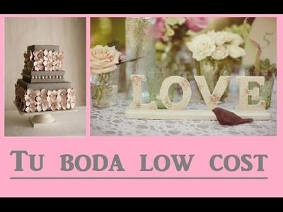 Tu boda low cost