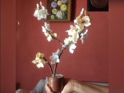 1ar parte arbol bonsai de flores de botella pt