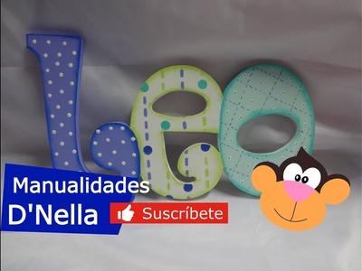 """Como Aplicar Resina Paso a Paso By:""""Taller Nella """"2017"""