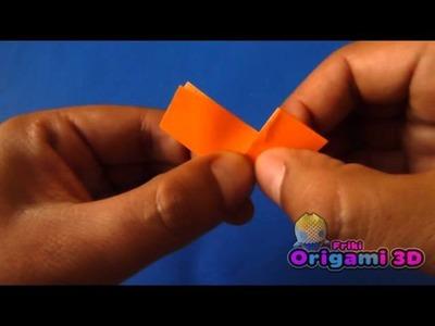 Como hacer piezas para origami 3D