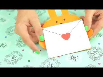 Cómo hacer una original invitación para el cumple de los peques | facilisimo.com