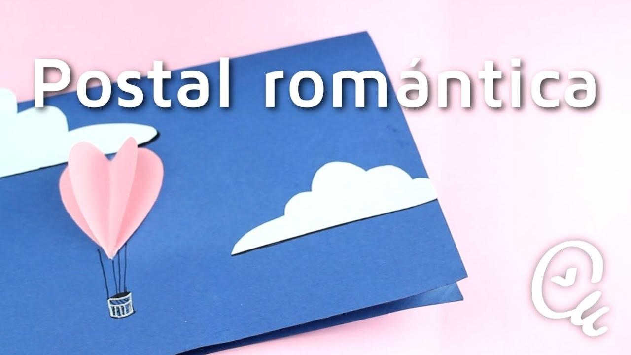 Cómo hacer una tarjeta romántica para San Valentín | facilisimo.com