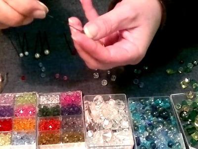 DIY: Como decorar horquillas para fiestas en 2 minutos