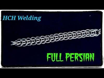 DIY full persian una maravillosa cadena en acero inoxidable muy facil de hacer