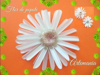 Flor de popotes