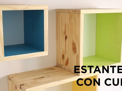 IDEA DIY: Crea una estantería con cubos | BLACK+DECKER™