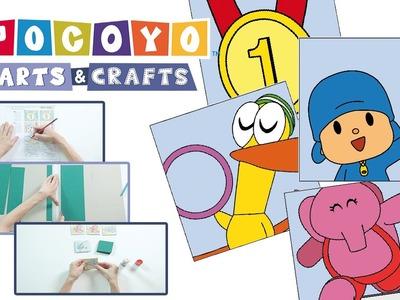 Pocoyo Arts & Crafts - Encuentra las parejas (Memory) | Pocoyo Games