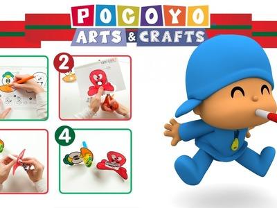 Pocoyo Arts & Crafts: Matasuegras para Nochevieja | AÑO NUEVO