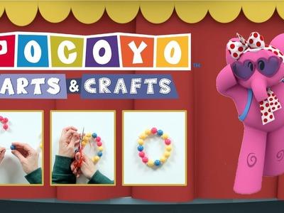 Pocoyo Arts & Crafts: Pulsera de la igualdad | DERECHOS DE LOS NIÑOS