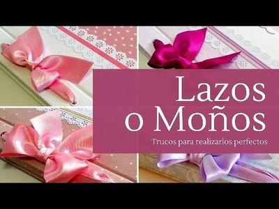 TIPS: LAZOS O MOÑOS PARA LIBROS DE FIRMAS | LLUNA NOVA SCRAP