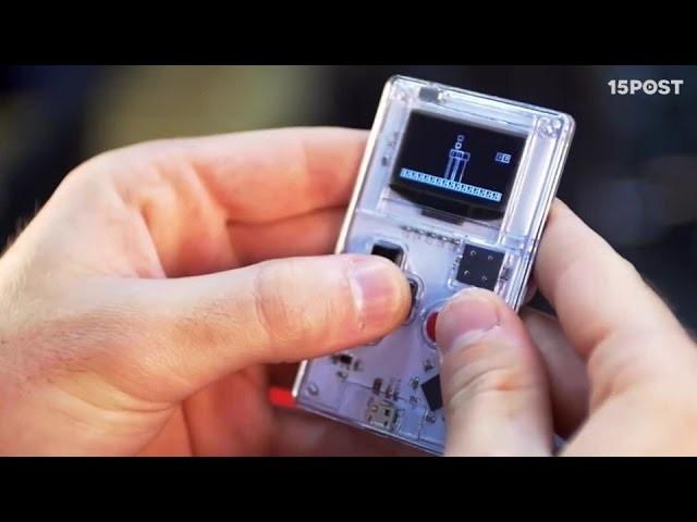 Un Game Boy casero para saciar tu sed de juegos retro - 15 POST