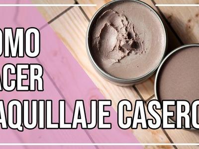 BASE CASERA de maquillaje facil | Maquillaje Casero 2019