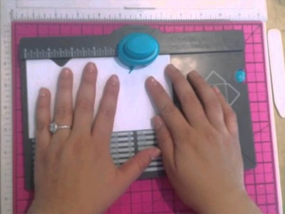 Caja en forma de dulce con Envelope punch board
