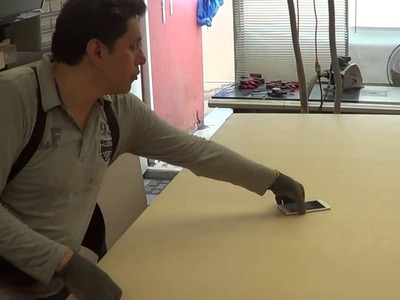 Como cortar hojas MDF de modo profesional