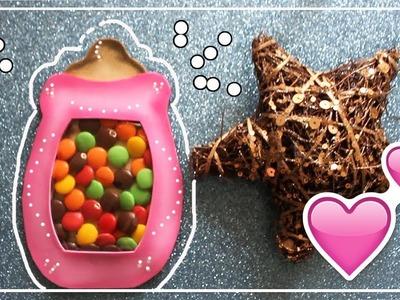 Como hacer Biberón dulcero de goma eva | Foami Paso a paso | Adornos con goma eva