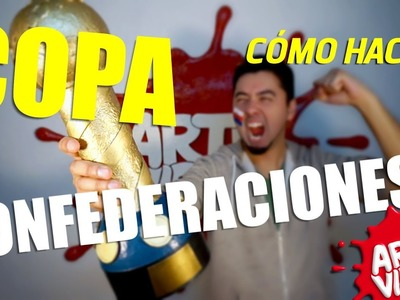 COMO HACER LA COPA CONFEDERACIONES!! #CopaConfederaciones #ConfedCup @fifacom_es @LaRoja @FIFAcom 