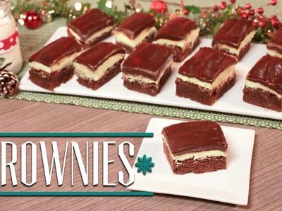 ¿Cómo preparar Brownies de Chocomenta? - Cocina Fresca