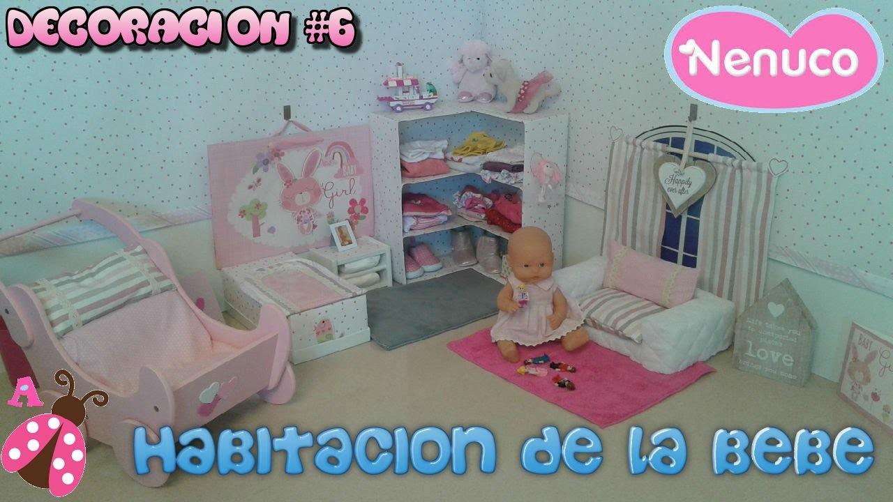 Deco Habitación NENUCO - Habitación de la bebé -  NENUCO room decor