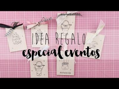 Idea detalle para eventos TUTORIAL
