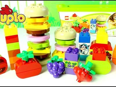 Lego Duplo Bloques de Construcción|Juguetes Para Niños|Mundo de Juguetes