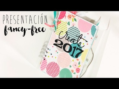 Mix libreta SCRAPBOOKING create2017 INSPIRACIÓN