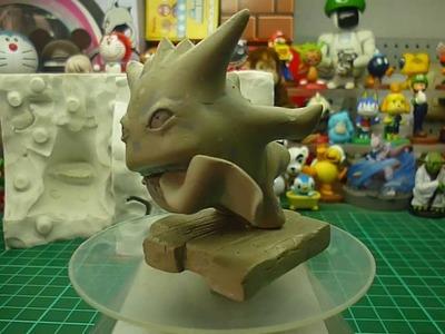 Molde de Pokemon en caucho silicona ( Tutorial aprendamos juntos!!)