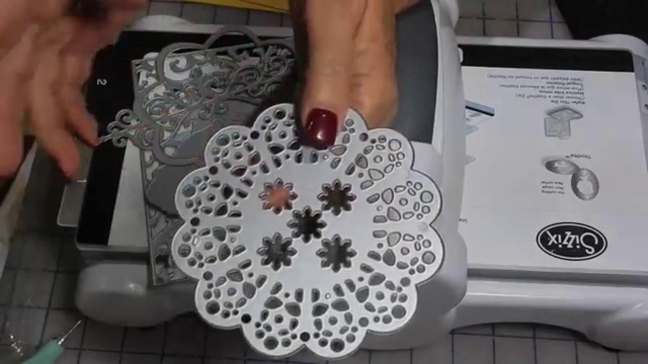 Nueva Placa de Precisión de Sizzix ¡Aprende a usarla!||Craftmaria