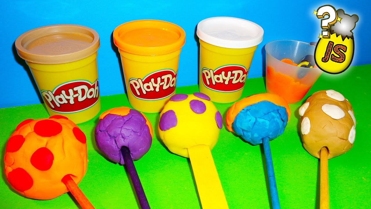 Plastilina Play Doh en Español | Chupa Chups de los Minions, la Patrulla Canina, Frozen