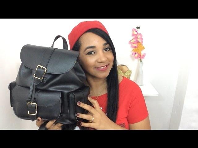 QUÉ LLEVO EN MI BOLSO DE VIAJE. What's in my travel bag | YUDIT REYES