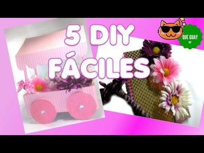 ???? Regalos faciles rapidos y originales para el día de la madre 10 de mayo ???? baratos y utiles
