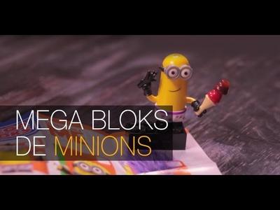 Revision del Juguete Mega Bloks de Minions