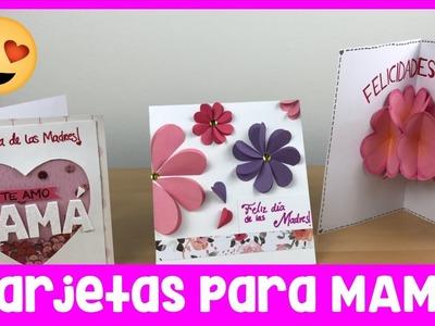 TARJETAS PARA MAMÁ! - Especial día de las madres!