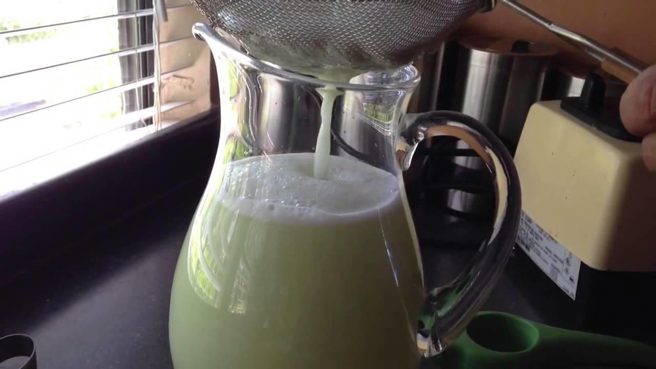 Agua de pepino fresca,   deliciosa receta!