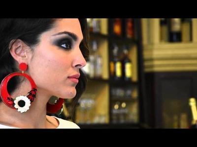 Aires de Feria, trajes de flamenca - Colección 2016 [Making of]