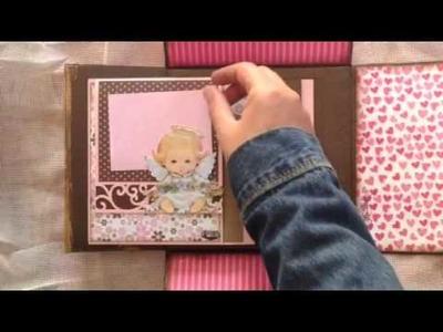 Álbum caja para María José