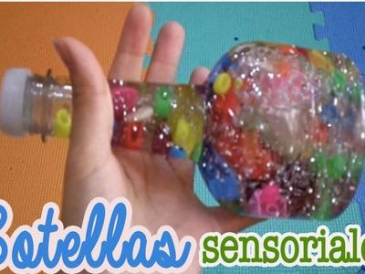 Botellas sensoriales y de descubrimiento