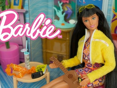 Decoramos la Habitacion de Muñeca Barbie Ana + Historia con Muñecas - Juguetes de Titi