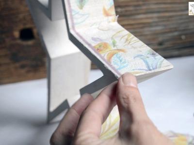 Decoupage o cómo decorar con servilletas: tutorial estrella de madera