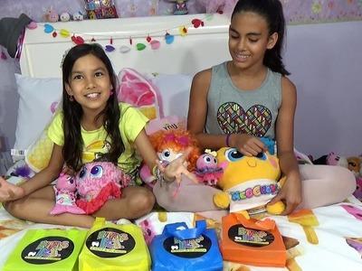 Ksi Meritos, Camila y yo probamos los Nuevos DULCES de Distroller!  Love my toys