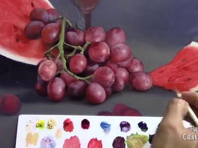 Presentacion de curso - Como pintar un bodegon al oleo