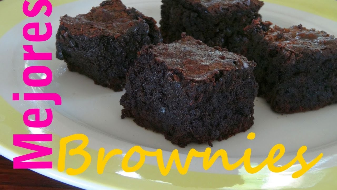 Receta Súper Fácil de Brownies con Cocoa -- The Frugal Chef