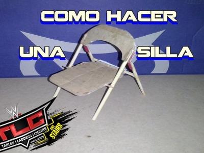 Como hacer una silla de la WWE