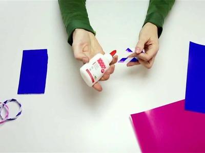 Crea tus pulseras con Material Escolar